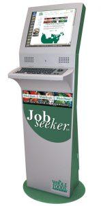 Whole Foods Jobseeker Kiosks Design