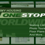 Army Housing OneStop Worldwide