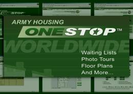 Army Housing OneStop Worldwide