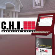 CHI Overhead Doors and Kiosk
