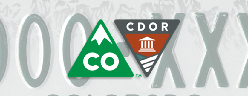 Colorado DOR Logo