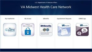 VA Midwest Health Care Network Menu