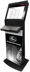 Gates Corporation JobSeeker kiosk