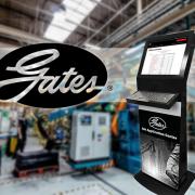 Gates Corporation JobSeeker Kiosk