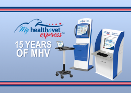 DynaTouch Recognizes Veteran Affairs Celebrating 15 Years of MyHealtheVet