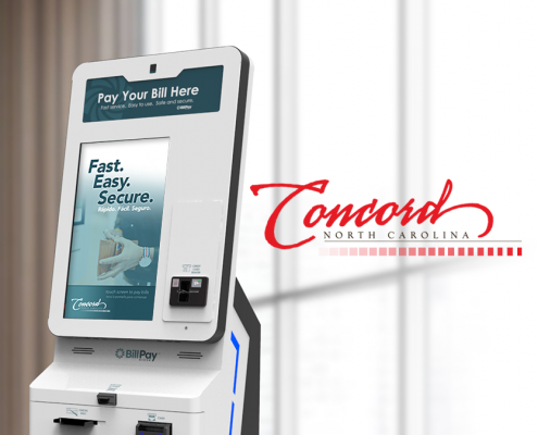 City of Concord Enhances Self-Service Payments with BillPay Kiosk